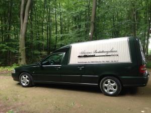 Volvo Bestattungswagen V70